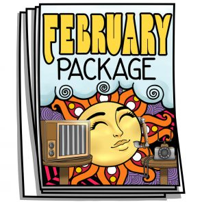 This Month's Sunshine Package