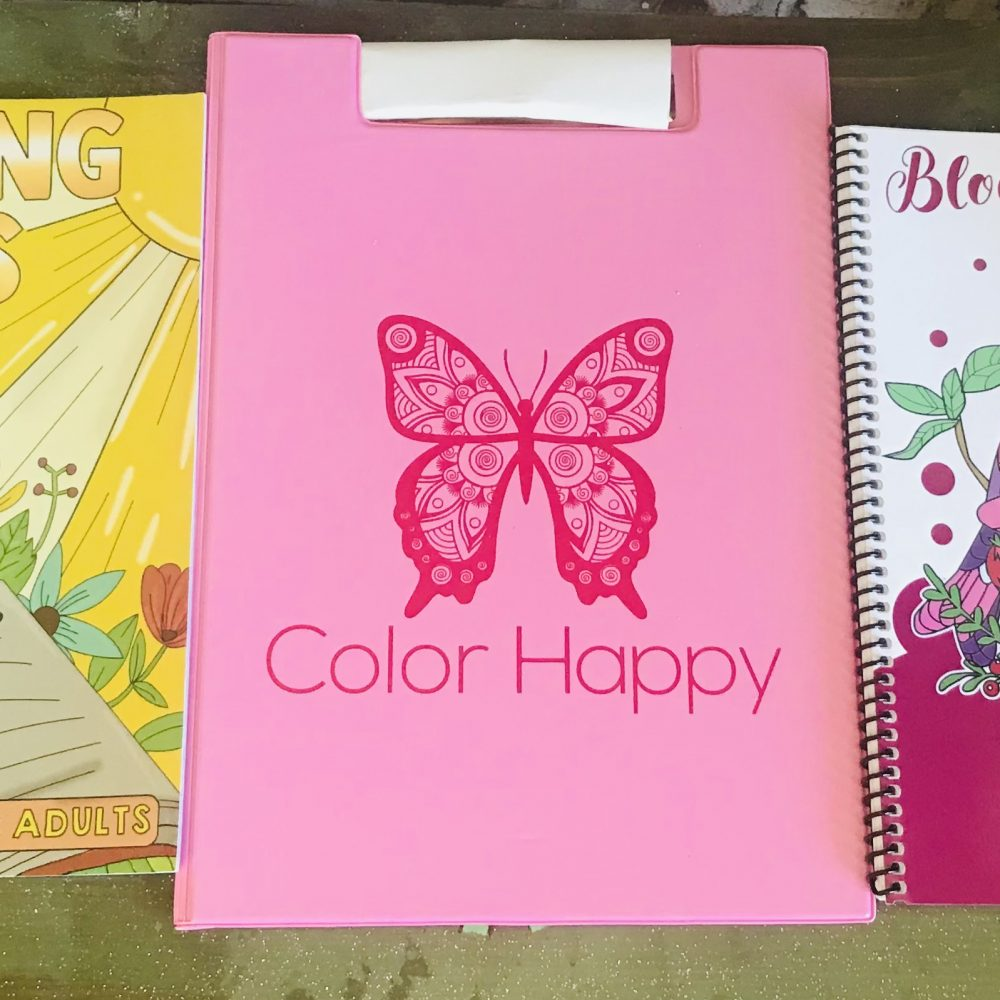 Coloring Psalms Gift Set