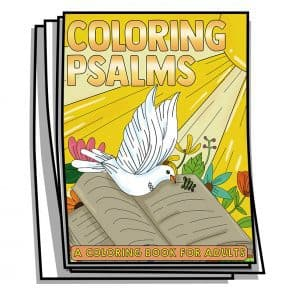 Coloring Psalms Coloring Pages