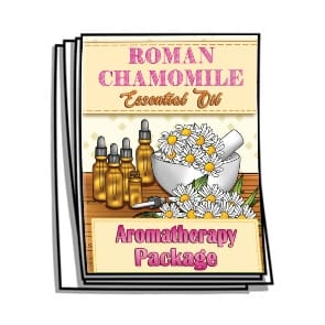 Roman Chamomile Essential Oil Coloring Pages