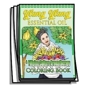 Ylang Ylang Coloring Pages