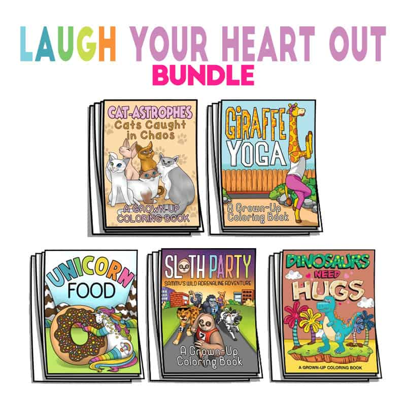 Laugh Your Heart Out Bundle