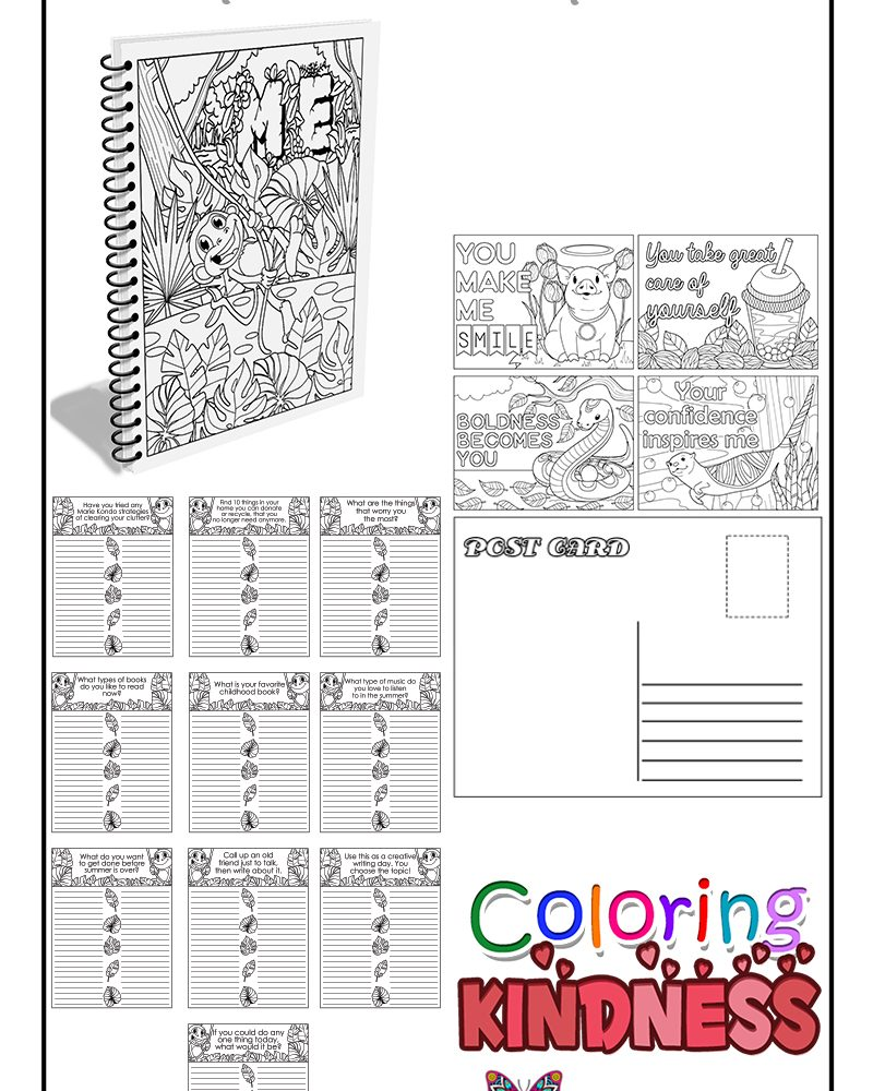 Coloring Kindness