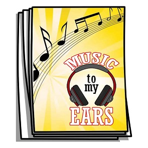 Music To My Ears Coloring Pages