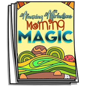 Morning Magic Coloring Pages