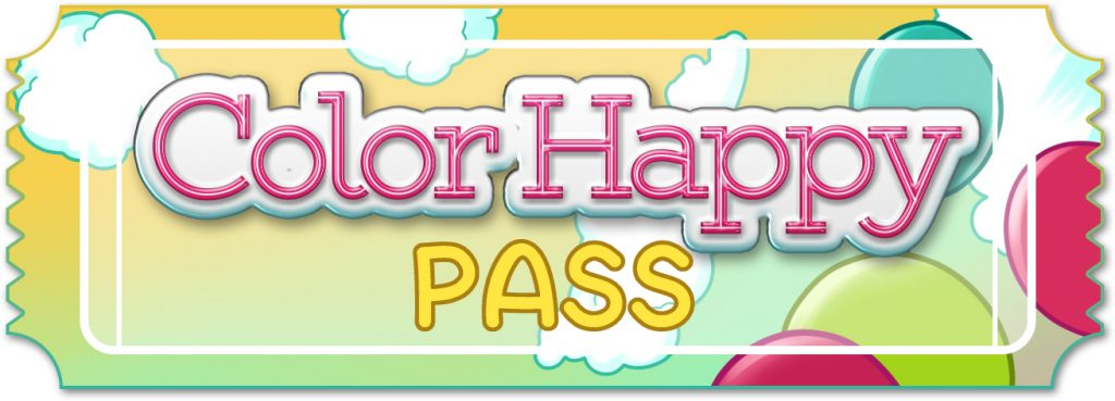 color happy pass
