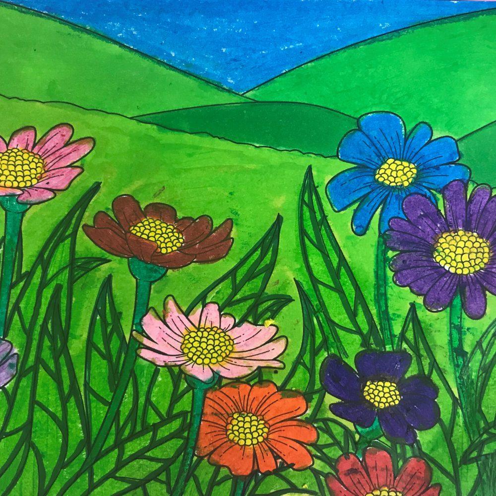 Color Happy Coloring Contest