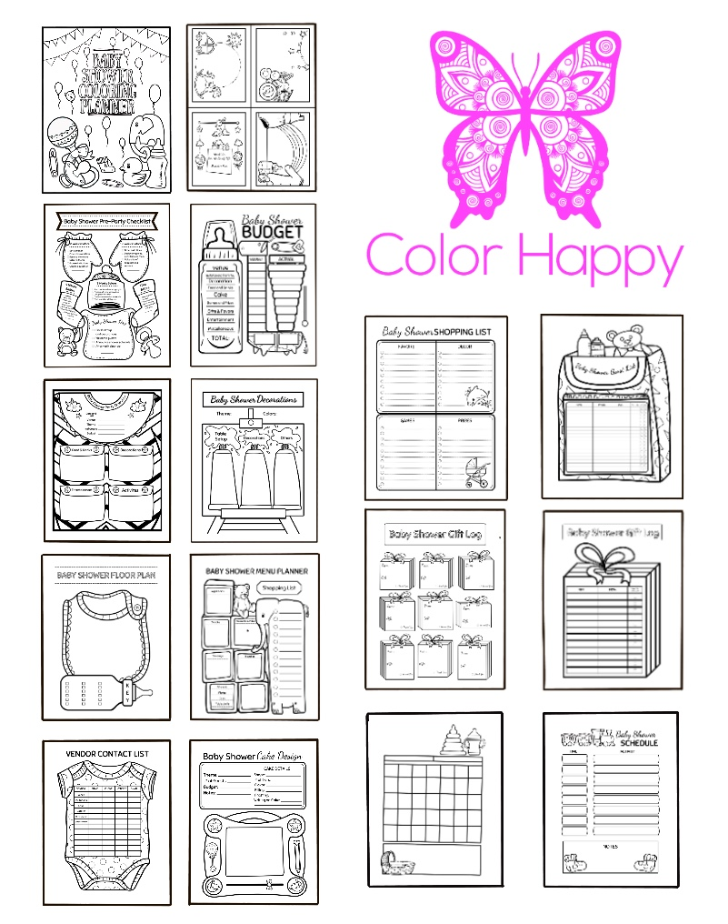color happy pass